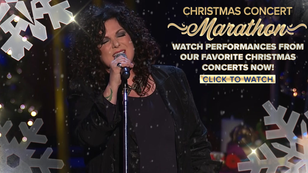 Watch Christmas Concert Songs
